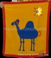 kids 100% polyester polar fleece blanket 2