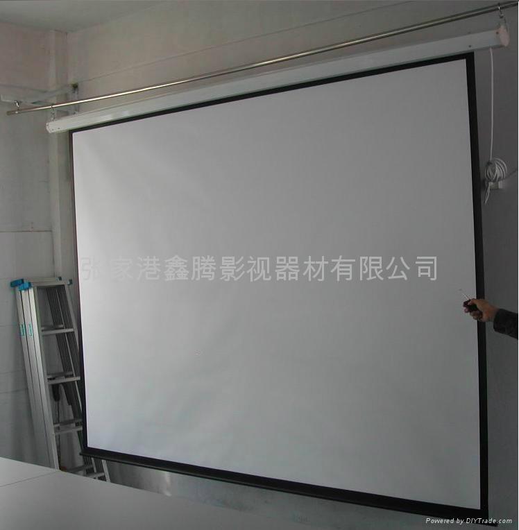 智能型電動幕 4