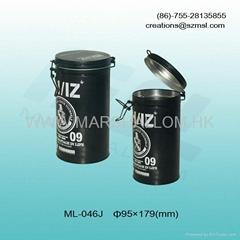 tea tin boxes,round tin boxes