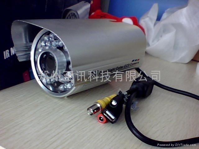 郑州百万高清半球网络摄像机 2