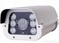 6颗灯大护照阵列高线安防监控摄