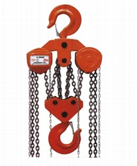 chain manual blocks (HSZ-V)