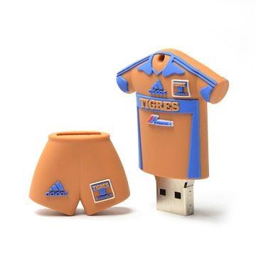 ZLX-285 T-Shirt USB Flash Drive 2