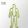 人体造型回形针 1