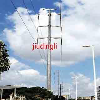 Steel Monopole Tower - JDL-GG-023 - JDL (China Manufacturer) - Power