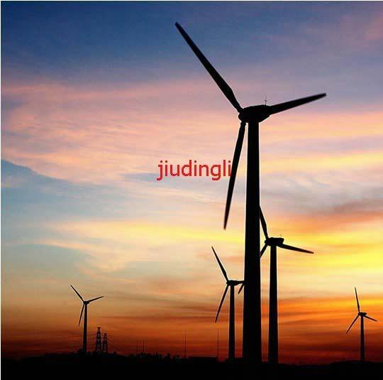 Wind Turbine/Generator Tower 1