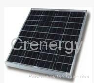 Poly-Si Solar Panels 10Wp~120Wp
