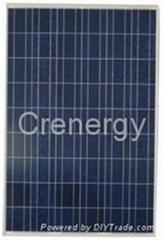 Poly-Si Solar Panels 130Wp~270Wp