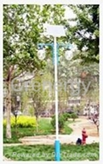 70Wp Dual-lamp Solar Garden Light