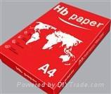 A4  copy  paper  white