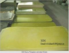 Epoxy Fiberglass Laminated Sheets