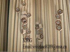 Phenolic Cotton Cloth Laminated Rods/Threaded Rods