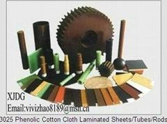 Phenolic Cotton Cloth Laminated Sheets/Tubes/Rods