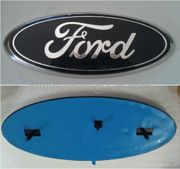 car badge, car emblem, auto badge 1