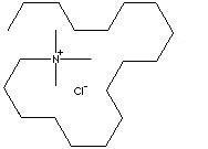 十八烷基三甲基氯化銨 1