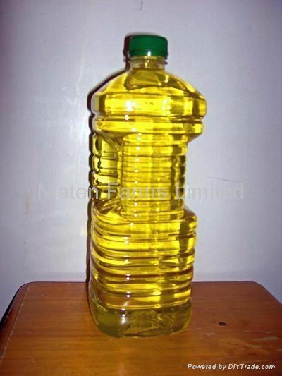 Refined Sunflower Oil 1