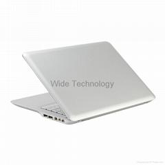 13.3 Inch Metal Laptop i3 / i5, 2g/64g,camera,bluetooth