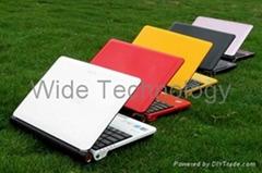 "10"" Netbooks Intel Atom D2500 4g/500g (W1001)"