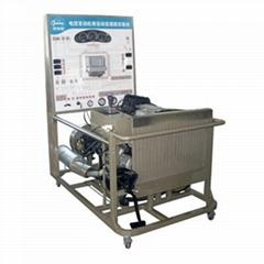 training equipment gas engine,transmission,air conditoner