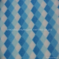 100% Polyester Two Sides Brush Wholesale Fleece Fabric 5