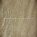 100% Polyester Sherpa Bulk Fleece Fabric 1