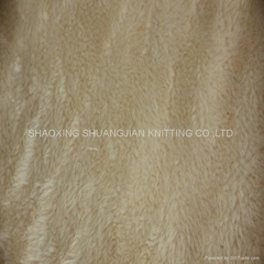 100% Polyester Sherpa Bulk Fleece Fabric