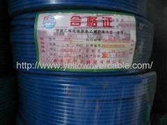 Copper Core PVC Insulated Flexible Cable (Blue)
