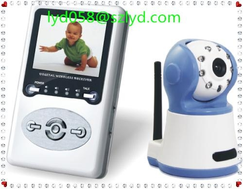 2012 professional security system for baby monitor 2