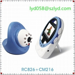 2012 professional digital wireless security equipment for baby monitor