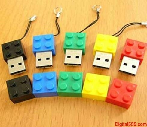 Lego USB flash drive, mini Toy bricks USB 2.0 Pen Drive - U472 ...