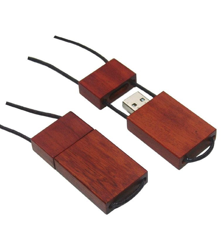 wooden USB Flash Drive, Bamboo USB 2.0 key - U500 - OEM ...