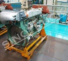 SINOTRUCK WD615 MARNE DIESEL ENGINE SERIES