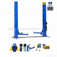 Two posts hydraulic car lift QDSH-T2026 2000KGS
