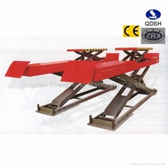Son-mother Scissor car lift QDSH-S35B 3500kgs