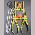 FULL BODY SAFETY HARNESS 5