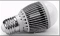 Fin Series LED Global Bulb 5