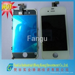 for iphone 4s lcd with digitizer assembly
