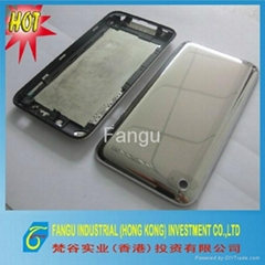 for ipod touch 4 back cover metal cover