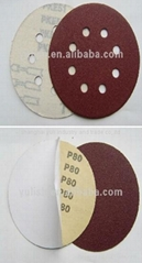 with tool pas abrasive disc  for polishing and sanding