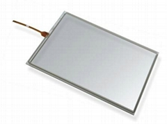17 inch 5W resistance touch screen panel