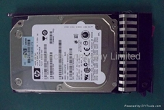 Hp 512547-b21 Sas 146gb 6g 15k Rpm 2.5'' Hp Hard Disk
