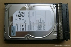 507632-B21 SATA 2.0TB 6G 7.2KRpm 3.5'' Hard Disk Drive
