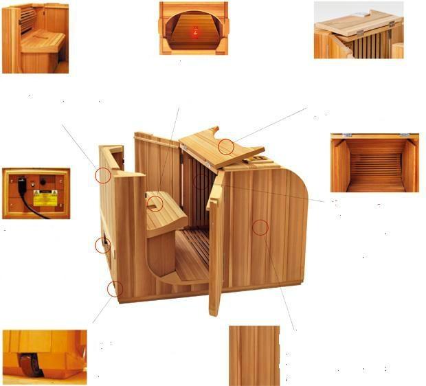far infrared sauna room 2