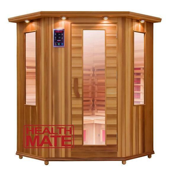 far infrared sauna room  1