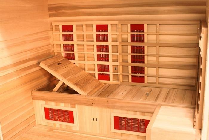 far infrared sauna room  3