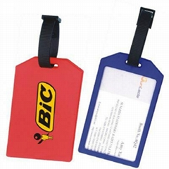 Plastic Baggage  Luggage Tag