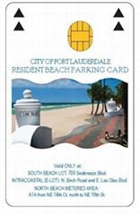 smart Parking Card