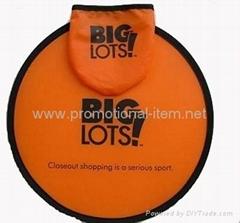 Foldable Frisbee