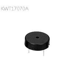 External drive piezo buzzer
