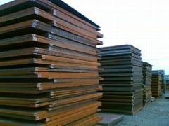 高强度低焊接敏感度钢